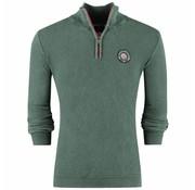 New Zealand Auckland Sweater Ranfurly Spring Groen (19AN472 - 486)