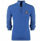 New Zealand Auckland Sweater Ranfurly Spring Blauw (19AN472 - 292)