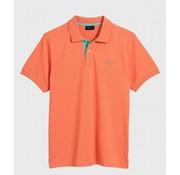 Gant Polo regular fit oranje (252105 - 859)