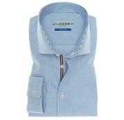 Ledub overhemd tailored fit blauw Extra mouwlengte (0136840-170-680-690)