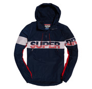 Superdry Zomerjas Ryley Overhead Navy (M50012PT - 11S)