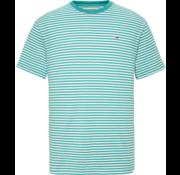 Tommy Hilfiger T-shirt streep Groen (DM0DM05515 - 399)