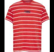 Tommy Hilfiger T-shirt strepen Rood (DM0DM06069 - 667)