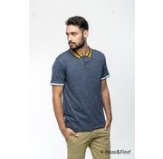Haze & Finn Polo Navy Sparkle (MC11-0303)