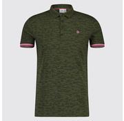 Blue Industry Polo print Camouflage Army (KBIS19 - M25 - Army)