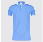 Blue Industry Polo kruisjes Blauw (KBIS19 - M31 - Blue)