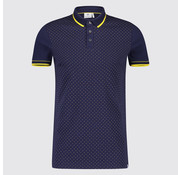 Blue Industry Polo kruisjes Navy (KBIS19 - M31 - Navy)