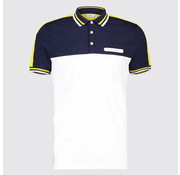 Blue Industry Polo multicolor Navy (KBIS19 - M33 - Marine)