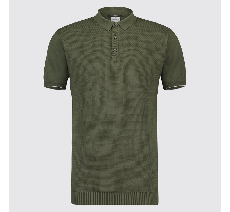 Polo structuur Army (KBIS19 - M39 - Army)