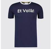 Blue Industry T-shirt Et Voilà Navy (KBIS19 - M45 - Marine)