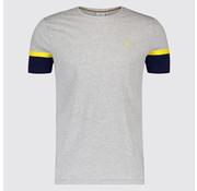 Blue Industry T-shirt Grijs (KBIS19 - M47 - Grey)
