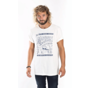 Amsterdenim T-shirt Krabman Off-White (AM1901-305010)