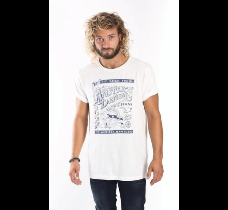 T-shirt Krabman Off-White (AM1901-305010)
