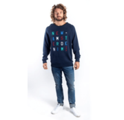 Amsterdenim Sweater Adelbert Navy (AM1901-505579)