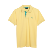 Gant Polo regular fit Geel (252105 - 732)