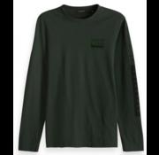 Scotch & Soda Sweater Army Green (148990 - 1156)