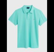 Gant polo korte mouw Groen (2201 - 355)