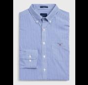Gant Overhemd Streep Blauw (3046500 - 436)