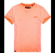 Superdry T-shirt Low Roller Tee Oranje (M1010RT - PY8)