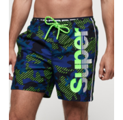 Superdry Zwemshort Navy (M30016AT - Q2Q)