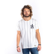 Amsterdenim T-shirt Jan-Kees wit (AM1901 - 302010)