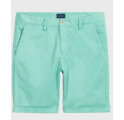 Gant Korte Broek Pool Green (21435 - 355)