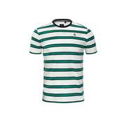 Gaastra t-shirt Ksawi groen streep (1357120181 - A015)