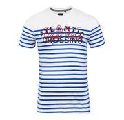 Gaastra t-shirt Kam blauw streep (135.7115.181 - B034)