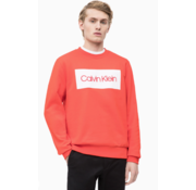 Calvin Klein Sweater Rood (K10K103346 - 659)