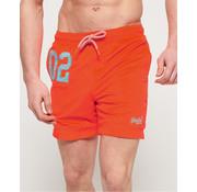 Superdry Zwemshort polo Oranje (M30018AT - VQH)