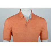 Culture Polo Button Down Modern Fit Oranje (215051 - 91)