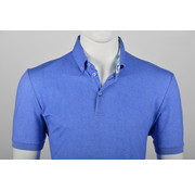 Culture Polo button down Modern Fit Blauw (215051 - 36)