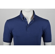 Culture Polo button down Modern Fit Navy (215059 - 38)