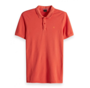 Scotch & Soda Polo Rood (149084 - 2746)