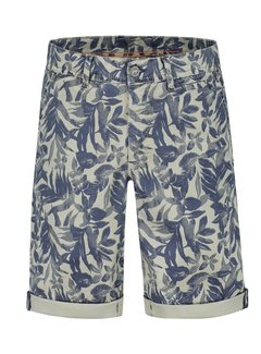 A Fish Named Fred Korte Broek Jungle Print Groen (91.03.214)