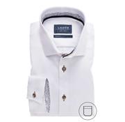 Ledub Overhemd Modern Fit Wit (0137779-910-910-180)