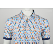 Culture Polo Regular Fit Print (215064 - 94)