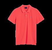 Gant Polo korte mouw rood (2201 - 648)