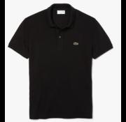 Lacoste Polo Slim Fit Zwart (PH4012 - 031)