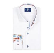 R2 Amsterdam Overhemd Wit (105.WSP.014 - 004)