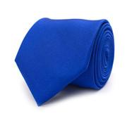 Tresanti Klassieke Blauw Geribde Das (TMTIZZ001D)