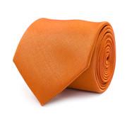 Tresanti Klassieke Oranje Geribde Das (TMTIZZ001Q)