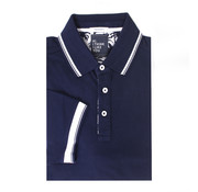 Tresanti Polo shirt piqué navy (TCPODB005C)