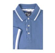 Tresanti Polo shirt piqué lichtblauw (TCPODB005B)