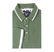 Tresanti Polo shirt piqué groen (TCPODB005D)
