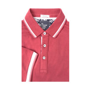 Tresanti Polo shirt piqué rood (TCPODB005E)