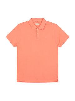 Dstrezzed Polo Korte Mouw Oranje (202380 - 439)