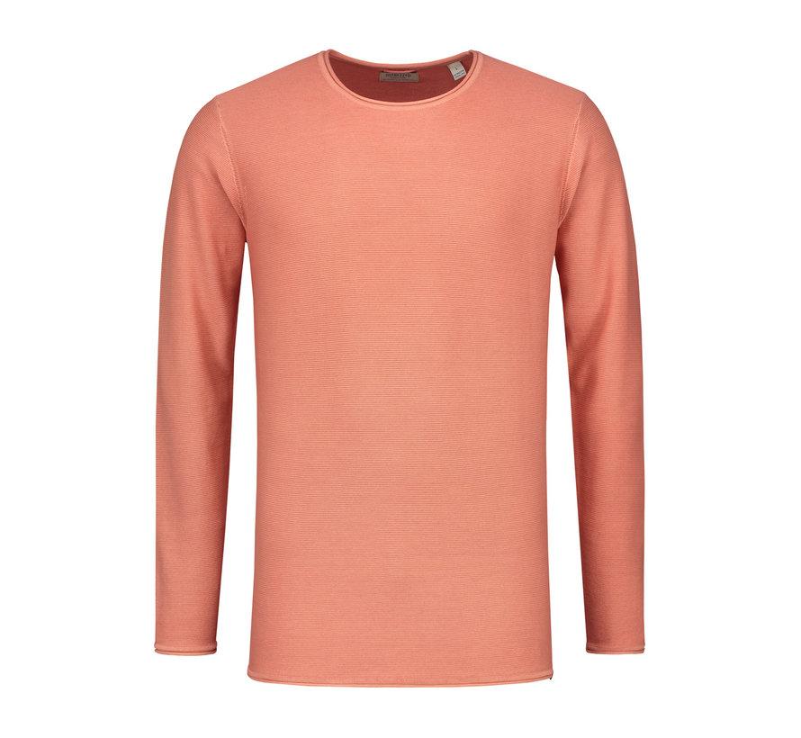 Pullover Ronde Hals Oranje (404164 - 439)