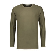 Dstrezzed Pullover Ronde Hals Army Green (404164 - 511)