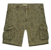 Dstrezzed Korte Broek Print Army Green (515080 - 511)